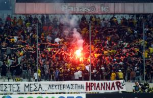 Ηριάννα: Μήνυμα στήριξης από τους οπαδούς της ΑΕΚ