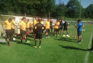 Προετοιμασία ΑΕΚ: Σήκωσαν… μανίκια με τρέξιμο και μπάλα