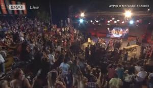 Survivor Αγγελόπουλος: Χαμός για Ντάνο! Αποθέωση και ντου από το κοινό! [vids]
