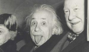 «Χρυσάφι» για την πιο διάσημη φωτογραφία του Αϊνστάιν [pic]