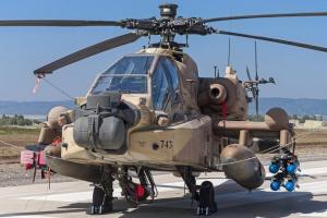 Τα ισραηλινά «Απάτσι» οπλίζονται με πυραύλους ακριβείας [vid]
