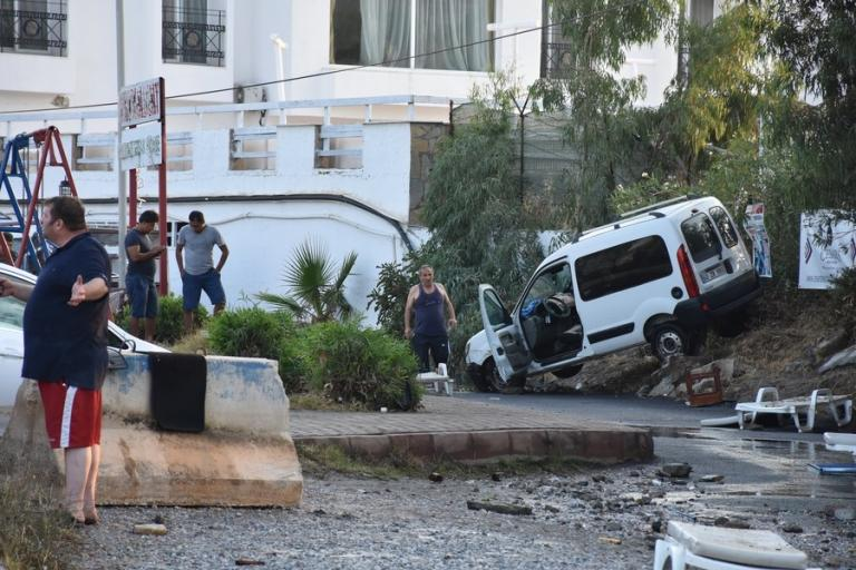 Σεισμός 4,7 Ρίχτερ στην Αλικαρνασσό | Newsit.gr