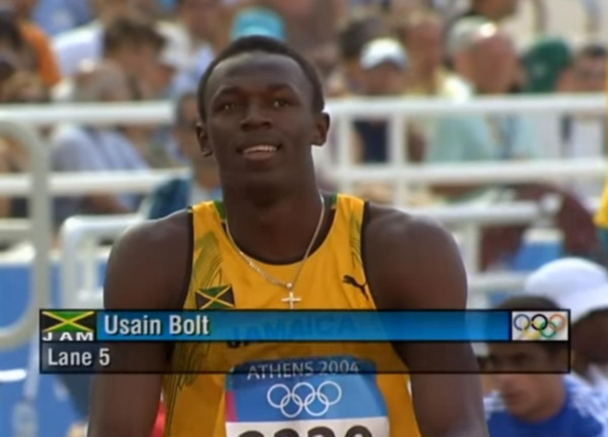 Το ντεμπούτο του Μπολτ στους Ολυμπιακούς Αγώνες [vid] | Newsit.gr