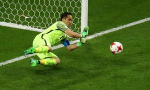 Confederations Cup: Μέγας Μπράβο στα πέναλτι! Στον τελικό η Χιλή [vids]