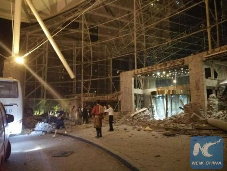 Σεισμός στην Κίνα: Τέσσερις νεκροί από τα 6,5 Ρίχτερ!   Newsit.gr