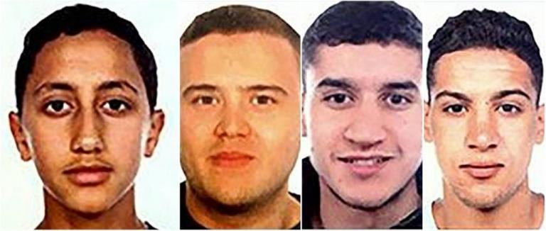 Βαρκελώνη – Τρομοκρατική επίθεση: Αυτοί είναι οι Μαροκινοί τζιχαντιστές που καταζητούνται | Newsit.gr