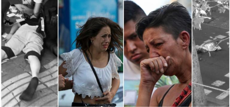 Βαρκελώνη: Η τρομοκρατική επίθεση «διέλυσε» οικογένειες! Βυθίστηκαν στο πένθος σε δευτερόλεπτα – Ελεύθερος ο μακελάρης [pics, vid] | Newsit.gr
