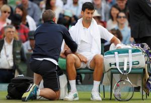 Wimbledon: Αποχώρησε τραυματίας ο Τζόκοβιτς! Στους «4» ο Φέντερερ
