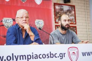 Προς τιμήν του Ίβκοβιτς! «Είμαι Ολυμπιακός. Σπανούλης, το μεγαλύτερο παλικάρι»