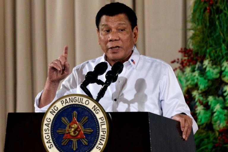 Φιλιππίνες: Παράταση εφαρμογής του στρατιωτικού νόμου στο Μιντανάο ζήτησε ο Ντουτέρτε | Newsit.gr