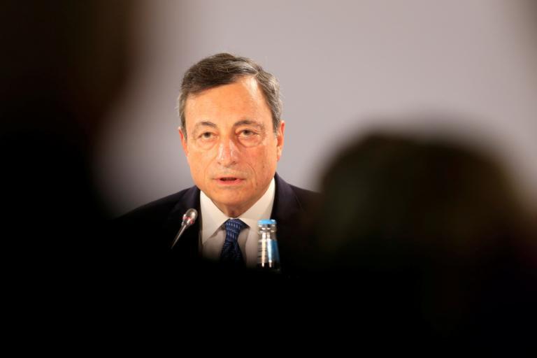 Φρένο από τον Ντράγκι για το QE | Newsit.gr