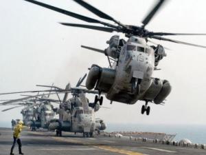 CH-53E: Αυτά είναι τα μεγαλύτερα ελικόπτερα της Δύσης! [vid]
