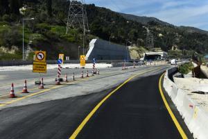 Θεσσαλονίκη: Συνεχίζονται οι εργασίες συντήρησης στην εσωτερική περιφερειακή οδό
