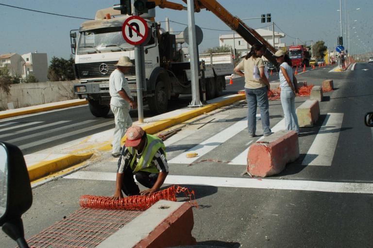 Προσοχή: 'Εργα στην Κορίνθου – Πατρών | Newsit.gr