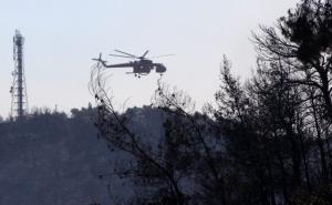 Φωτιά στην Αττική: Τρίτο 24ωρο στις φλόγες – Δεν ελέγχεται το μέτωπο – Συνεχείς αναζωπυρώσεις