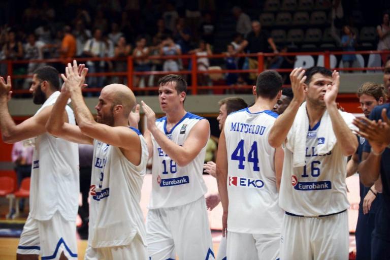 Εθνική Ελλάδας: Νίκη παρά τις απουσίες | Newsit.gr
