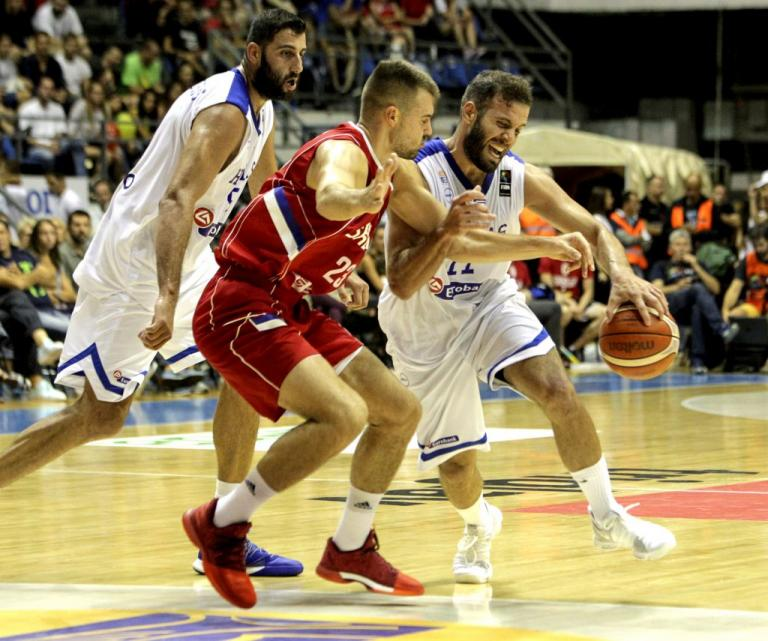 Εθνική μπάσκετ: Συντριβή! «Μετεξεταστέα» η Ελλάδα στο δυνατό «τεστ» με Σερβία | Newsit.gr