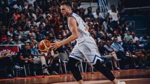 MVP ο Χαραλαμπόπουλος, στην κορυφαία πεντάδα μαζί με Κόνιαρη