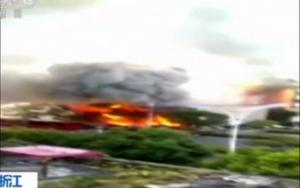 Τεράστια έκρηξη σε εστιατόριο – 2 νεκροί, 55 τραυματίες [vid]