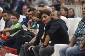Παναθηναϊκός: Ο Γιαννακόπουλος για την κριτική σε Αλαφούζο [pics]