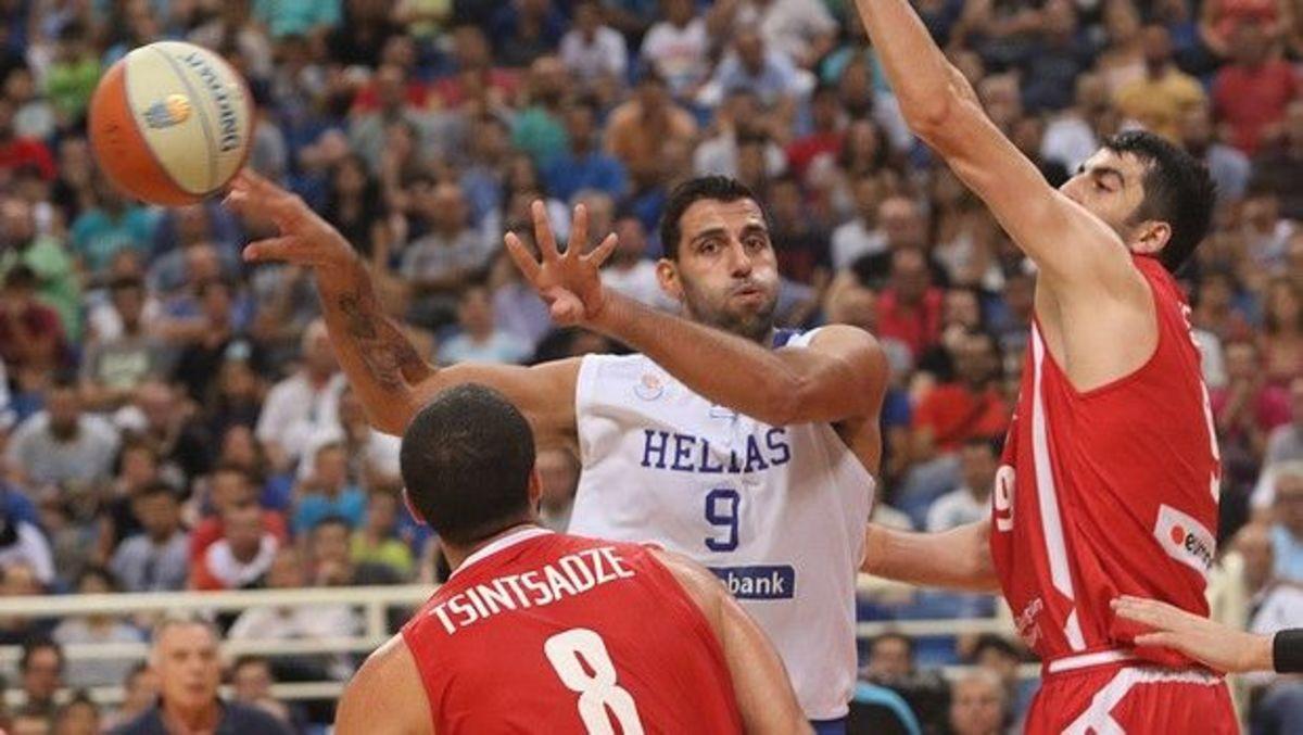 Εθνική μπάσκετ: Προβληματισμός και ήττα από τη Γεωργία | Newsit.gr