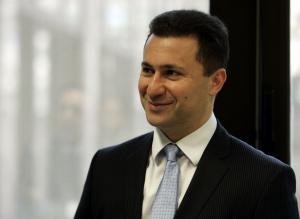 """""""Βράζουν"""" τα Σκόπια – Ποινική δίωξη κατά Γκρούεφσκι"""