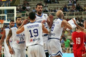 Eurobasket 2017 – Εθνική Ελλάδας: Πρόγραμμα Ευρωμπάσκετ