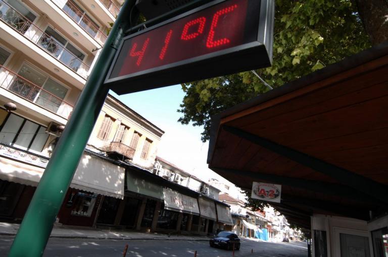 Καιρός: 40άρια και σήμερα – Άλλες δύο μέρες με ζέστη | Newsit.gr