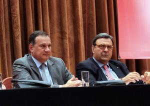 Βασιλειάδης για την κόντρα στην ΕΟΕ: «Εικόνα ντροπής για την Ελλάδα»