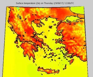 Καιρός – καύσωνας: Σπάνιο φαινόμενο για Ιούνιο – Προσοχή! Αυτές είναι οι πιο επικίνδυνες ημέρες!
