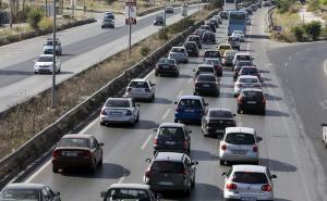 Έξοδος Δεκαπενταύγουστου: Χωρίς προβλήματα αλλά με αυξημένη κίνηση η κυκλοφορία στο οδικό δίκτυο