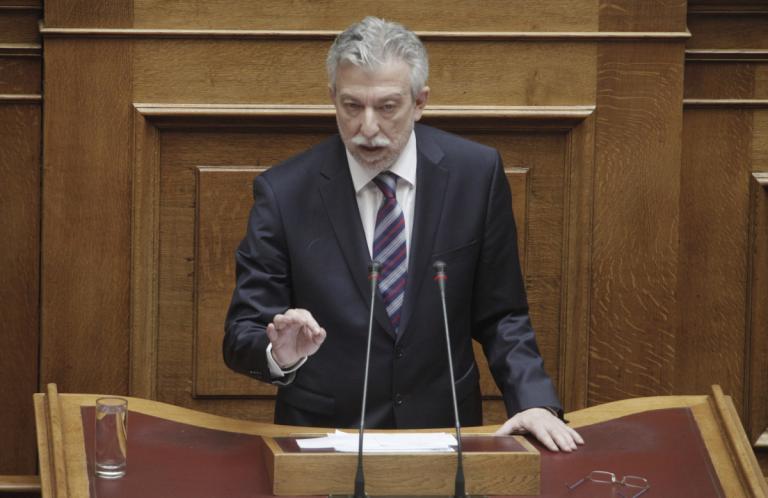 Κοντονής: Δικαίως έχει κατηγορηθεί εκείνο το μοντέλο του κομμουνισμού   Newsit.gr