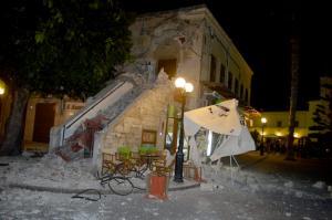 Σεισμός Κως: Έτσι τον έζησε ο παλαίμαχος ποδοσφαιριστής, Γιάννης Βαλαώρας!