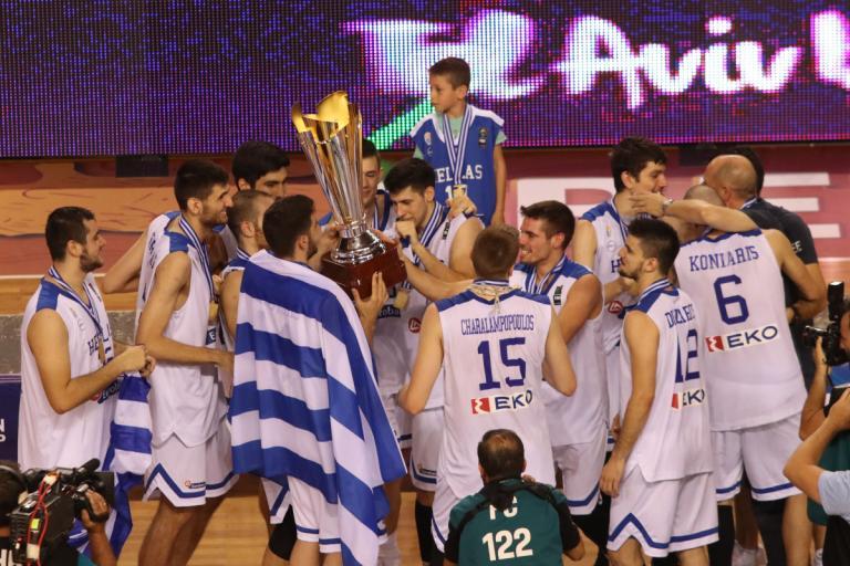 «Χρυσό» μέλλον! Η Εθνική Νέων πρώτη σε όλη την Ευρώπη | Newsit.gr