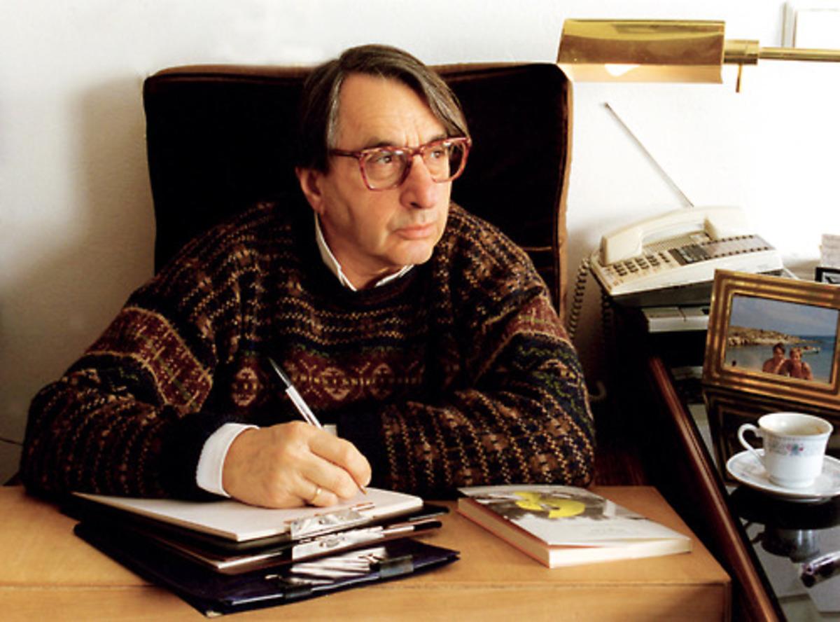 Πέθανε ο συγγραφέας Κώστας Μουρσελάς | Newsit.gr