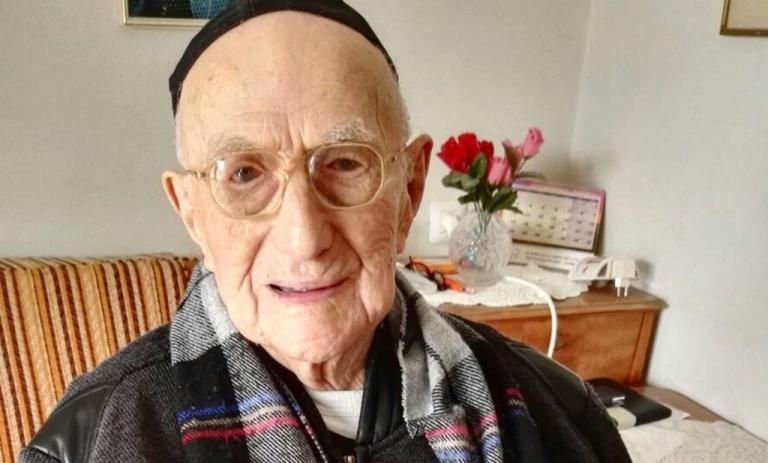 Πέθανε ο γηραιότερος άνδρας του κόσμου | Newsit.gr