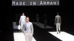 Αναδιαρθρώνεται ο οίκος Armani
