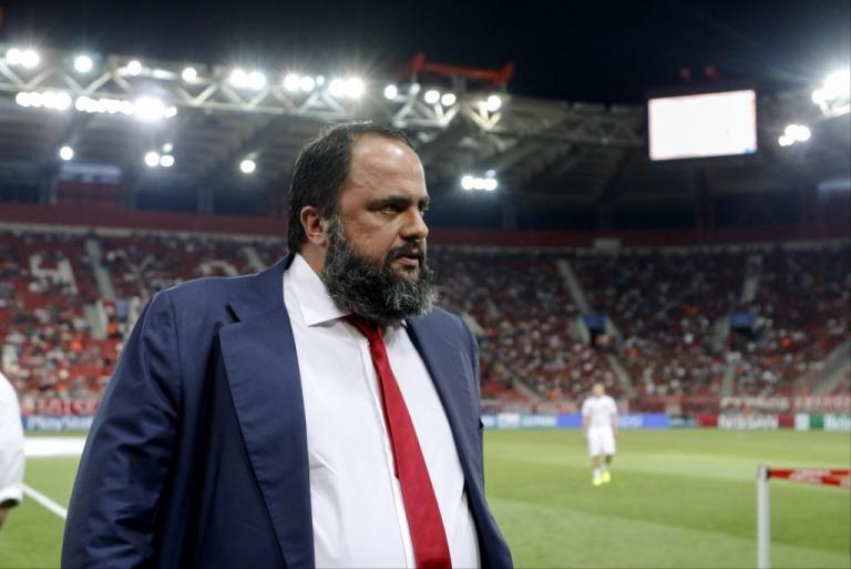 Μαρινάκης: «Ο Ολυμπιακός γύρισε στην ελίτ! Καλή επιτυχία στις ελληνικές ομάδες»   Newsit.gr