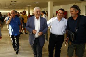 Κλαμπ Μπριζ – ΑΕΚ: Ο Μελισσανίδης πάει Βέλγιο