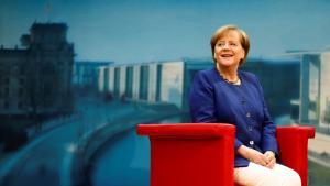 Οι Γερμανοί θέλουν τη Μέρκελ στο τιμόνι της χώρας