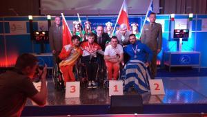 Ασημένιο μετάλλιο ο Τριανταφύλλου στο παγκόσμιο κύπελλο της Βαρσοβίας!