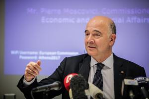 Μοσκοβισί: Η Ελλάδα είναι… βασικό καθήκον του νέου προέδρου του Eurogroup