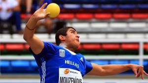 «Χάλκινος» ο Μουζενίδης στη σφαίρα του Ευρωπαϊκού U20