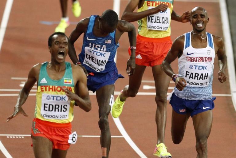 «Θνητός» και ο Μο Φάρα! «Χρυσός» ο Έντρις | Newsit.gr