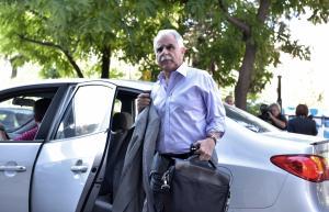 """Ηρακλής: Οπαδοί διέκοψαν ομιλία του Μπαλάφα! """"Μέχρι το Μακεδονία Παλλάς θα πηγαίνετε"""" [vid]"""