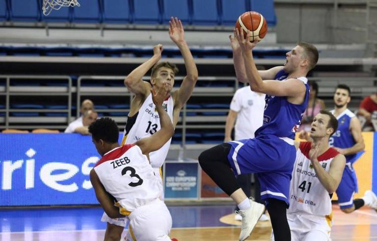 Ευρωμπάσκετ Νέων Ανδρών: Η Ελλάδα υπέταξε τη Γερμανία! | Newsit.gr