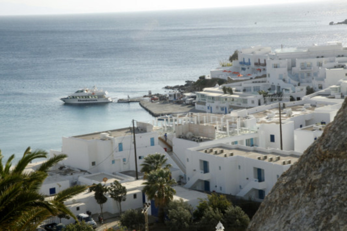 Χρυσές δουλειές για τους διαρρήκτες στη Μύκονο – Λεία ενός εκατομμυρίου μόνο από μια βίλα! | Newsit.gr