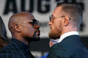 McGregor για Mayweather: «Θα τον τσακίσω τον γέρο» [vid]