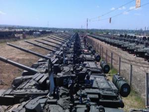 Ρωσία: Στέλνει στα σύνορα του ΝΑΤΟ την επίλεκτη 1η Τεθωρακισμένη Στρατιά