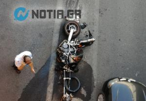 Εικόνες σοκ στον Άλιμο από θανατηφόρο τροχαίο! Νεκρός ένας 32χρονος – Διαλύθηκε η μηχανή του